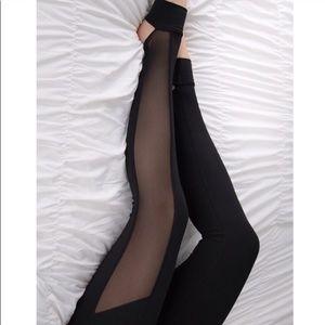 Pants - 🔥REPOSH🔥 Uptown Mesh Leggings